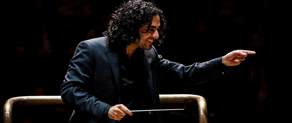 Kerem wins Young Conductors Award!