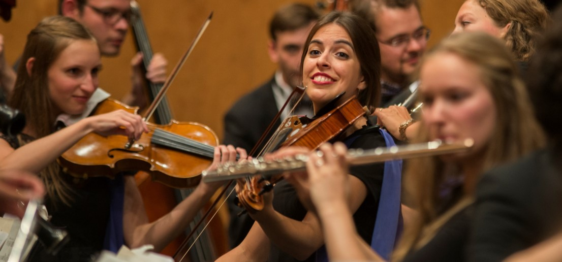 Applications for 2018  EUYO Orchestra OPEN across Europe!