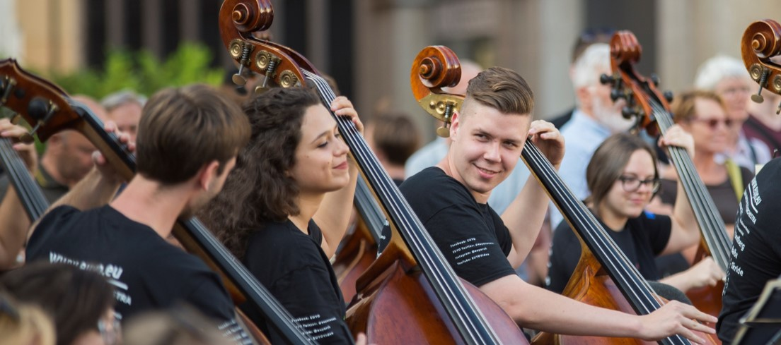 T2020: Skilling Musicians & Engaging Audiences in Europe's Orchestral Sector