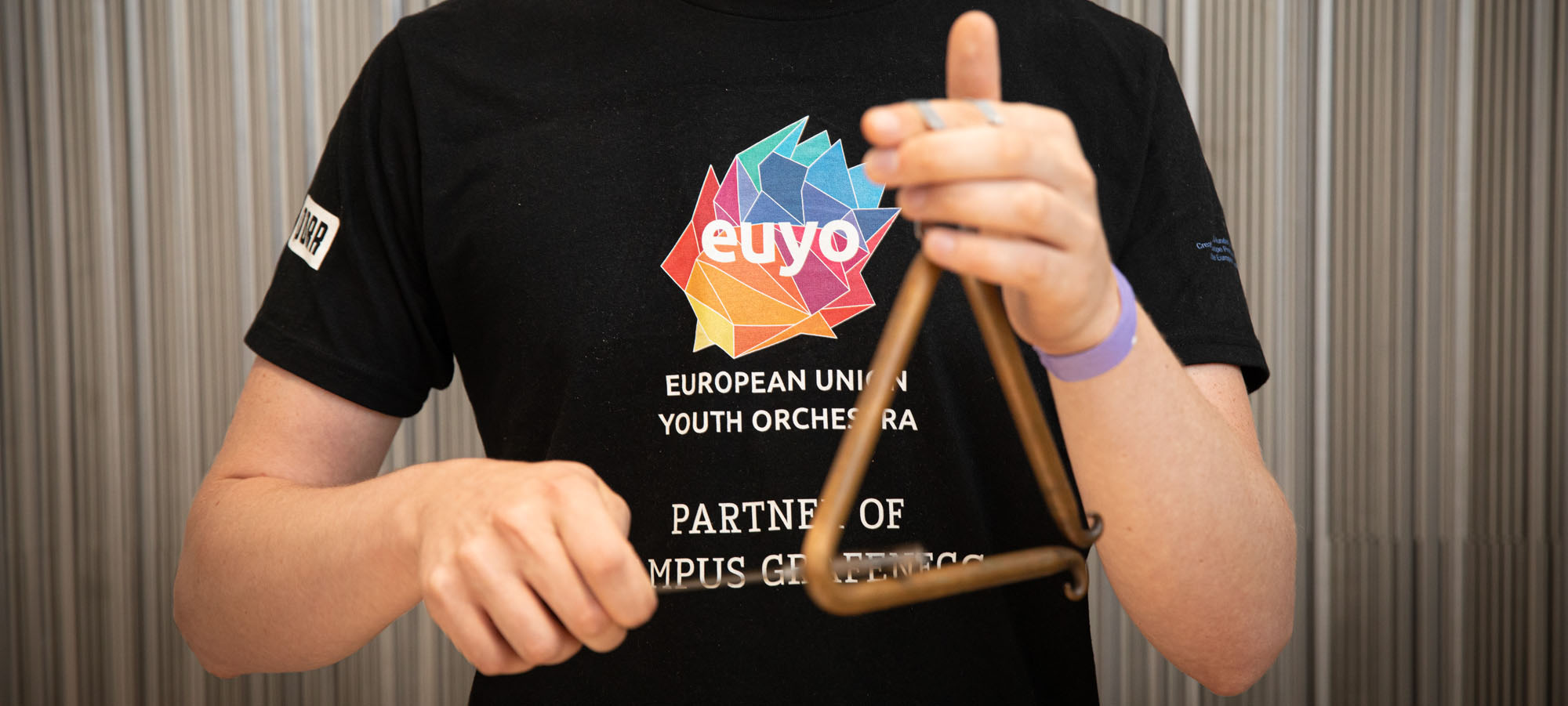 How can aspiring EUYO players be better prepared for audition?